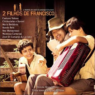 CapaFF Zezé di Camargo e Luciano   2 Filhos de Francisco | músicas