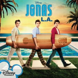 cd Jonas Brothers - Jonas L.A. 2010