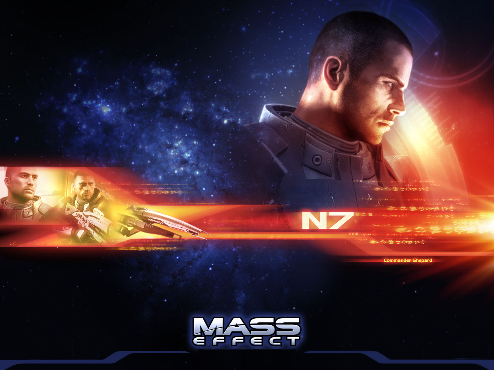 mass effect wallpapers cool wallpapers