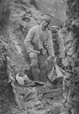What is the pathos for All Quit in the Western front?