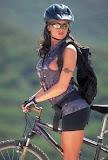 Fotos de chicas en bici (click para ver)