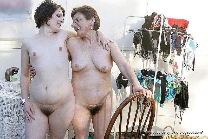 фото голая дочь и мама