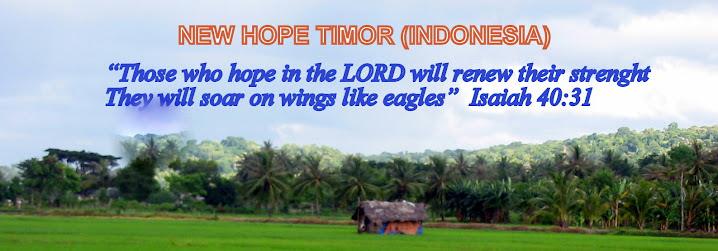 Harapan Baru Timor (Indonesia)