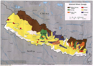 Beauty of Nepal: Demographics of Nepal