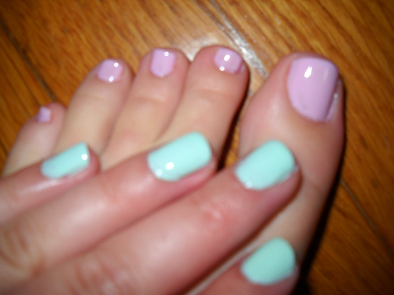 Kimmy's nail salon   manicure for short nails ideas