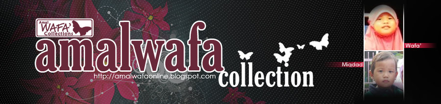 Amal Wafa' Collection