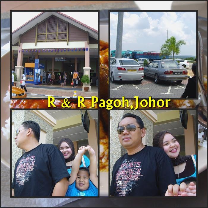 R & R Pagoh,Johor