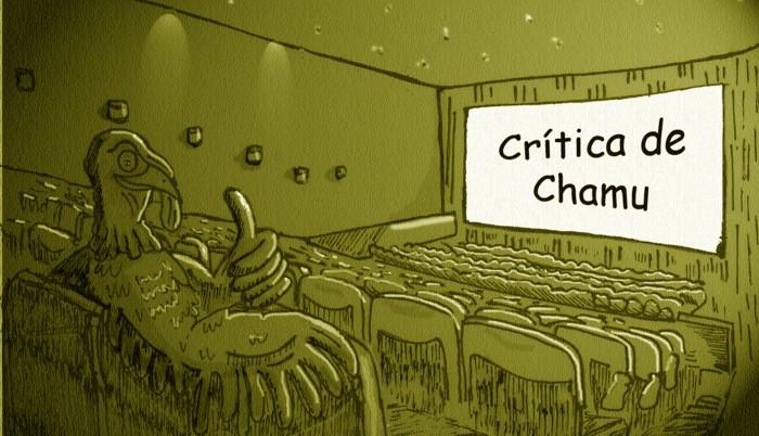Crítica de cine del escritor Antonio Chamu