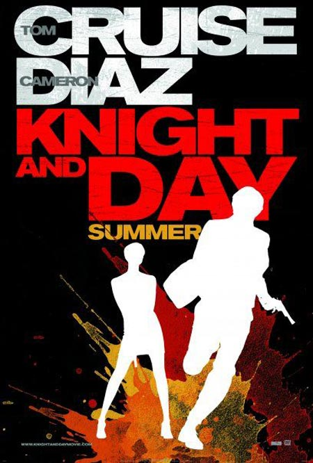 knight and day poster1 Knight and Day[2010][DVDRip][ Español Latino][Accion] 1 link
