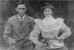Handy W. Bryant (1882-1957) and Daisy Snellgrove Bryant (1884-1934)