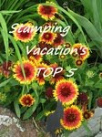 I Made The Top 5 At Stamping Vacations
