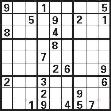 Metodos del pensamiento critico ii tarea - Grilles de sudoku vierges ...