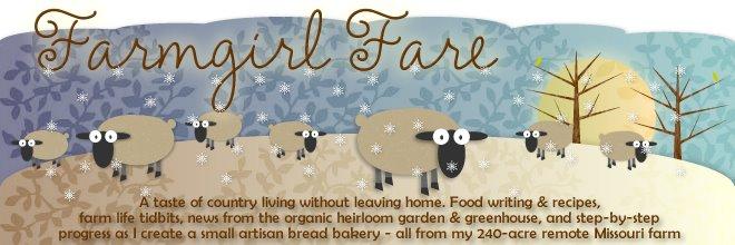 Foodie Farmgirl Reviews