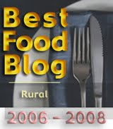 Farmgirl Fare voted Best Rural Food Blog: Thank you!