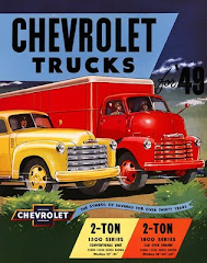 1949 Chevy Truck Ad