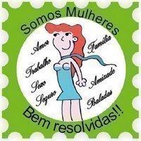 """Selinho """"Mulheres_bem_Resolvidas"""""""