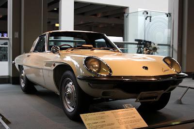 トヨタ博物館,マツダ コスモスポーツ L10B型 1969年