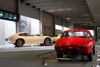 トヨタ博物館,トヨタ スポーツ800 UP15型 1965年