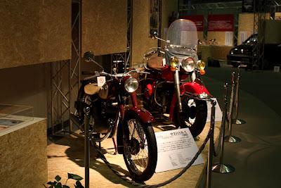 トヨタ博物館,ヤマハ YA-1,1955年,陸王,1955年