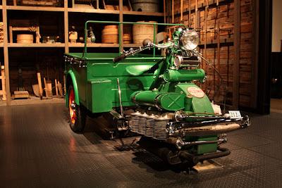 トヨタ博物館,水野式自動三輪車