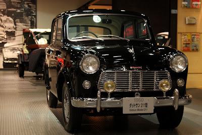 トヨタ博物館,ダットサン 211型