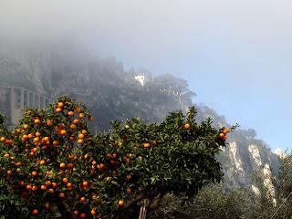 Villa San Michele on the mountain top