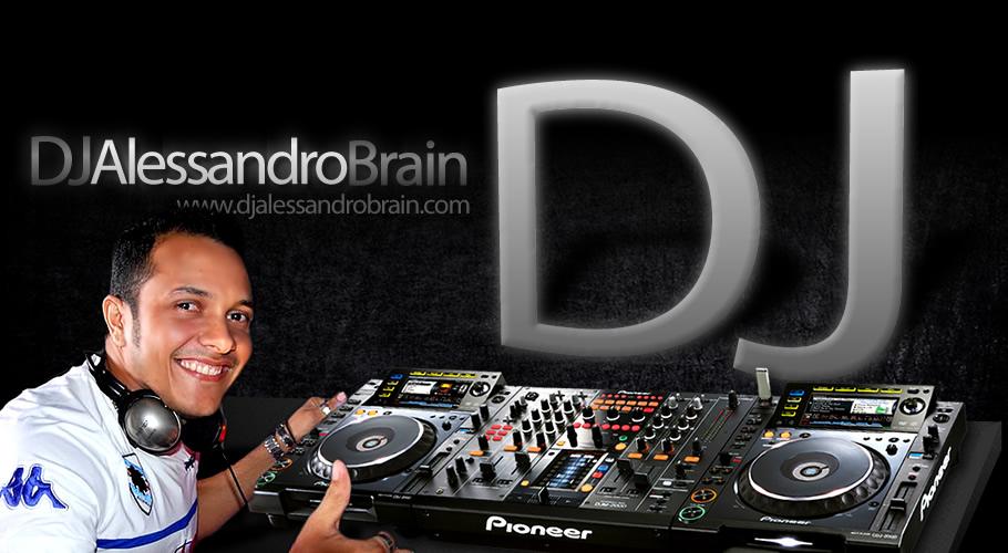 dj Alessandro Brain