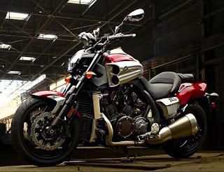 Yamaha V Max 2010