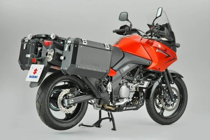 Trend Motorbikes Suzuki DL 650 V-Strom XPEDITION title=