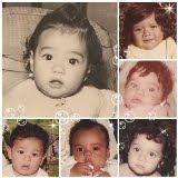 Fotos de mis bebes