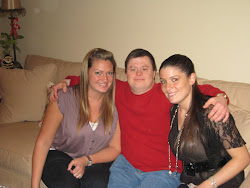 My daughters Melissa & Julianne and my brother Andrew