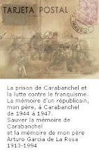 Lettres de Carabanchel