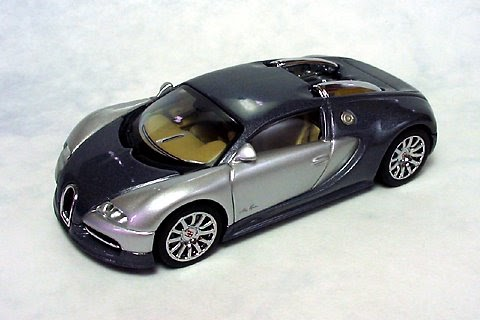mike 39 s diecast collection bugatti eb veyron by autoart 1 64scale. Black Bedroom Furniture Sets. Home Design Ideas