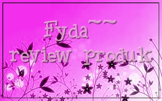 Fyda~~Review Produk