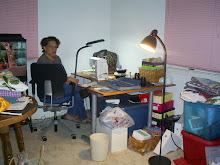MY STUDIO IN PROGRESS