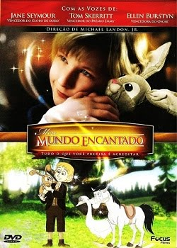 Download - Meu Mundo Encantado (2010) DVDRip Dual Audio