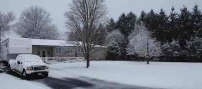 Photo of Keith and Pat's place in Cedar Rapids, IA, on December 30, 2008