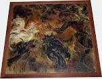 Dijual lukisan karya Afandi