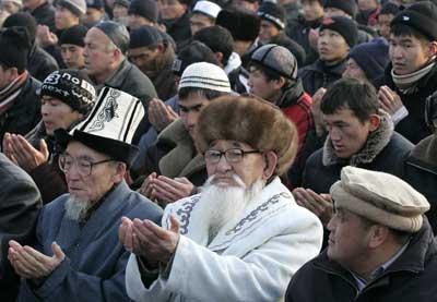 saudaraku muslim kyrgistan