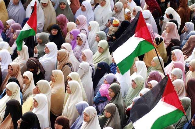 dukungan untuk saudara kita di palestin
