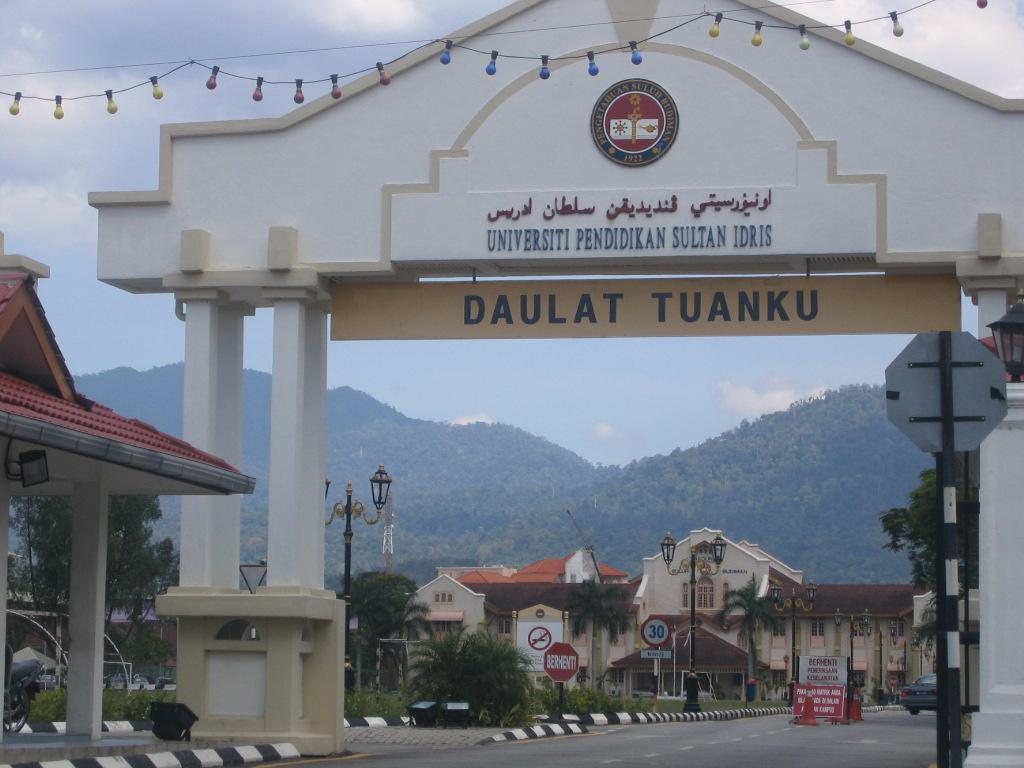 Penjaga Universiti Pendidikan Sultan Idris