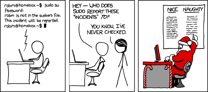 XKCD Incident Report