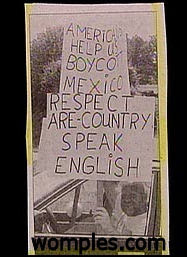 funny news photo stupid racists spelling mistake idiots
