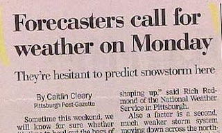 funny weather news headline forecasters call for weather wont predict snowstorm