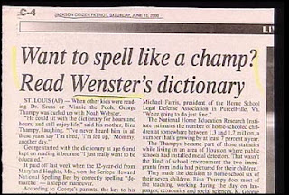 funny newspaper headlines photos spell like a champ read wensters instead of websters dictionary