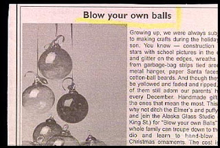 funny christmas headline how to blow your own balls story pic