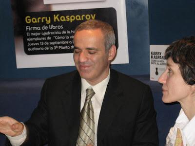 Kasparov FNAC