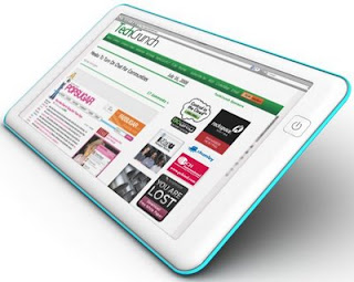 TechCrunchIT Tablet