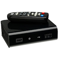 Western Digital TV HD