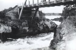 Ponte do Canal do Inferno 1949
